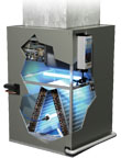 Freshaire UV filtration for furnace system